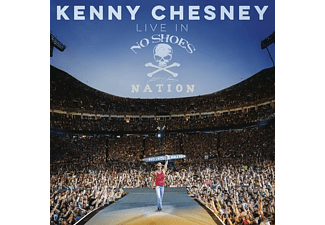 Kenny Chesney - Live in No Shoes Nation - (CD)
