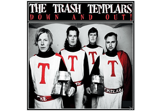 Trash Templars - Down And Out! - (Vinyl)