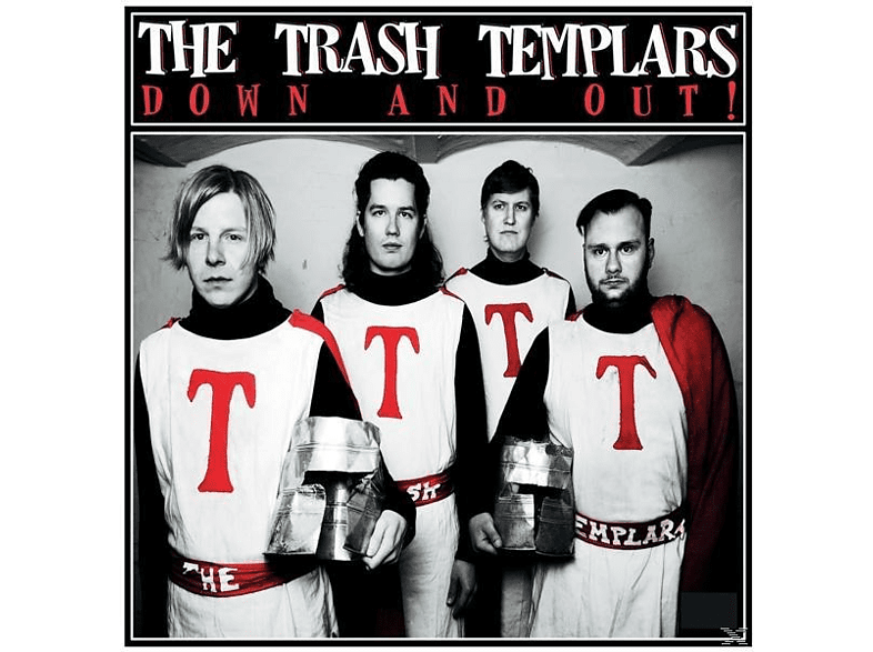 Trash Templars - Down And Out! [Vinyl]