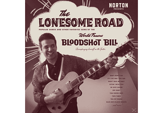 Bloodshot Bill - The Lonesome Road - (Vinyl)