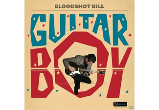 Bloodshot Bill - Guitar Boy - (Vinyl)