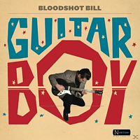 Bloodshot Bill - Guitar Boy [CD]