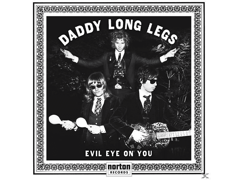Daddy Long Legs - Evil Eye On You [CD]
