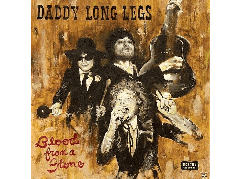Daddy Long Legs - Blood From A Stone [Vinyl]
