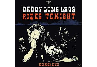 Daddy Long Legs - Rides Tonight-Recorded Live! - (CD)