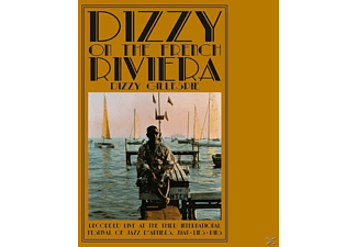 Dizzy Gillespie - Dizzy On The French Riviera - (Vinyl)