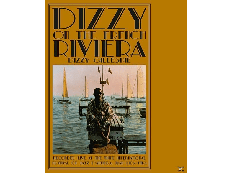 Dizzy Gillespie - Dizzy On The French Riviera [Vinyl]