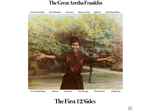 Aretha Franklin - The First 12 Sides - (Vinyl)