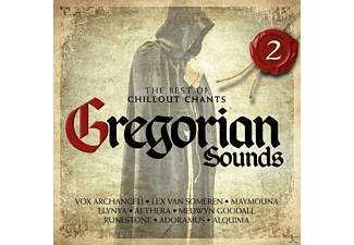 VARIOUS - The Best of Chillout Chants - Gregorian Sounds Vol. 2 - (CD)