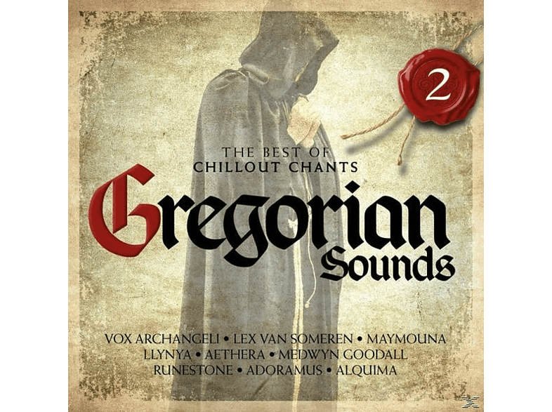 VARIOUS - The Best of Chillout Chants - Gregorian Sounds Vol. 2 [CD]