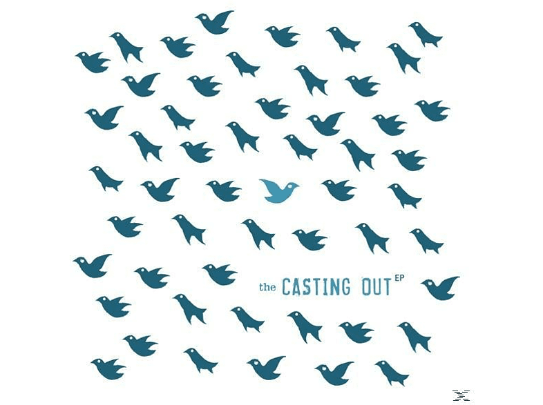 The Casting Out, Nathan Gray - The Casting Out EP [Vinyl]