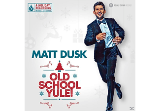 Matt Dusk - Old School Yule (LP) - (Vinyl)