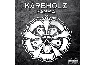 Kärbholz - Karma (Ltd.Blue Sky Vinyl+MP3) - (LP + Download)