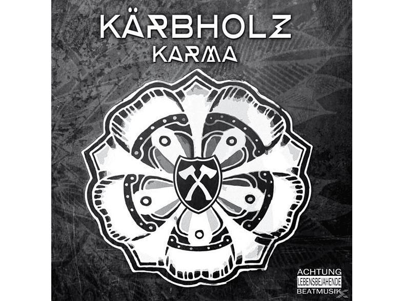 Kärbholz - Karma (Ltd.Blue Sky Vinyl+MP3) [LP + Download]
