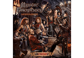 Mystic Prophecy - Monuments (Un)Covered - (CD)
