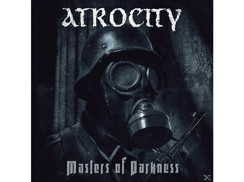 Atrocity - Masters Of Darkness (5-Track CD Digipak) [Maxi Single CD]