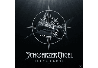 Schwarzer Engel - Sinnflut (4-Track CD Digipak) [Maxi Single CD]