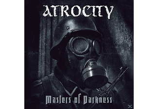 "Atrocity - Masters Of Darkness (2-Track 7"" Vinyl Single) - (Vinyl)"