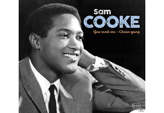 Sam Cooke - Sam Cooke-La Voix Des Geants - (CD)