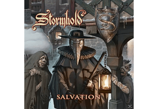 Stormhold - Slavation - (CD)