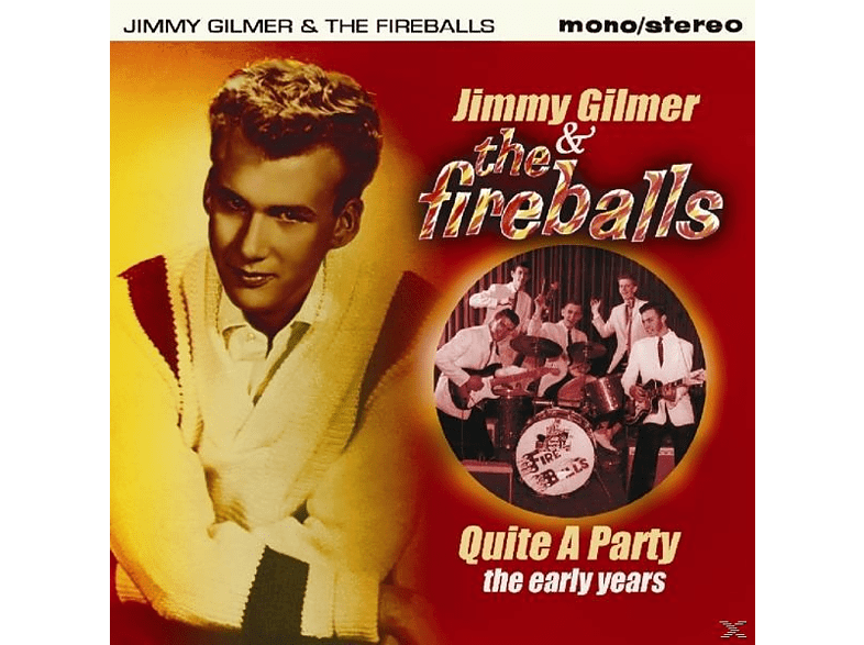 Fireballs, The / Gilmer, Jimmy - Quite A Party [CD]