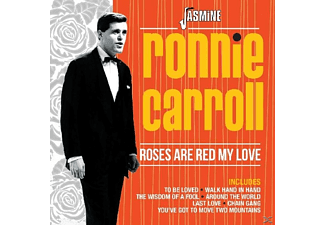 Ronnie Carroll - Roses Are Red My Love - (CD)