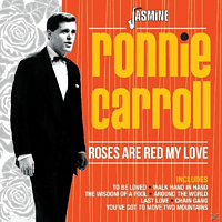 Ronnie Carroll - Roses Are Red My Love [CD]