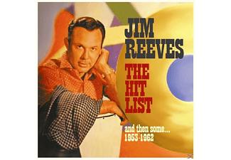 Jim Reeves - Hit List - (CD)