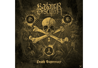 Kadaver Disciplin - Death Supremacy-Digipack - (CD)