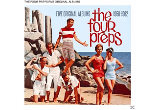 The Four Preps - 5 Original Albums [CD]