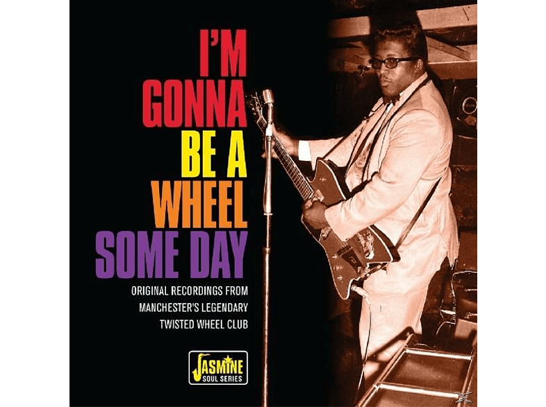 VARIOUS - I'm Gonna Be A Wheel [CD]