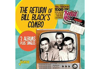 Bill Blacks Combo - The Return Of Bill Black - (CD)