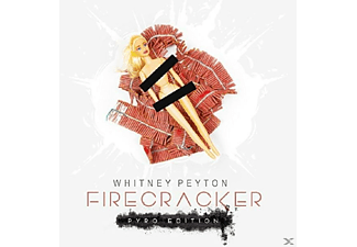 Whitney Peyton - Firecracker Pyro Edition [CD]
