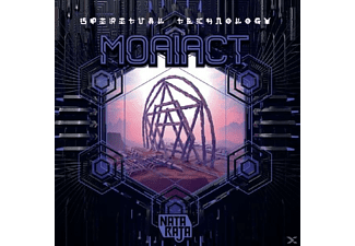 Moaiact - Spirtual Technology - (CD)