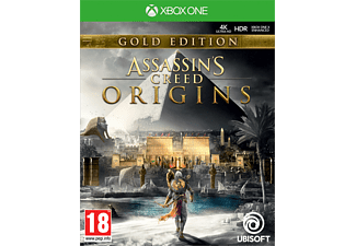 Assassin's Creed Origins: Gold Edition  Xbox One