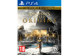 Assassin's Creed Origins: Gold Edition  PS4
