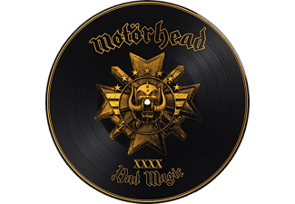 Motörhead - Bad Magic (Gold) (Limited Edition) (Vinyl LP (nagylemez))