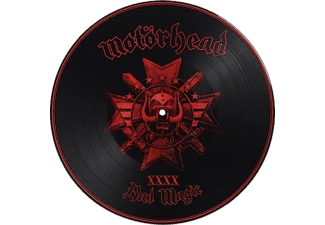 Motörhead - Bad Magic (Red) (Limited Edition) (Vinyl LP (nagylemez))