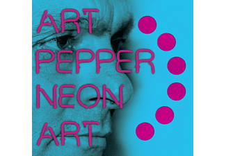 Art Pepper - Neon Art 2 (Vinyl LP (nagylemez))
