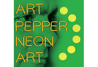 Art Pepper - Neon Art 3 (CD)