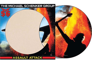 Michael Schenker Group - Assault Attack (Vinyl LP (nagylemez))