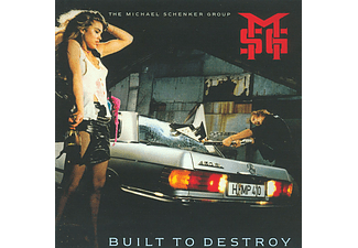 Michael Schenker Group - Built To Destroy (Vinyl LP (nagylemez))