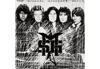 Michael Schenker Group - MSG (HQ) (Vinyl LP (nagylemez))