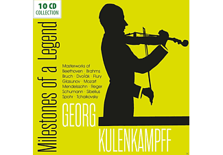 Georg Kuhlenkampff - Milestones Of A Legend - (CD)