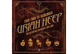 Uriah Heep - Your Turn To Remember (CD)