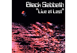 Black Sabbath - Live At Last (CD)