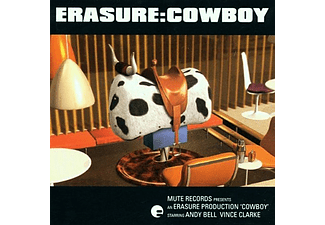 Erasure - Cowboy (CD)