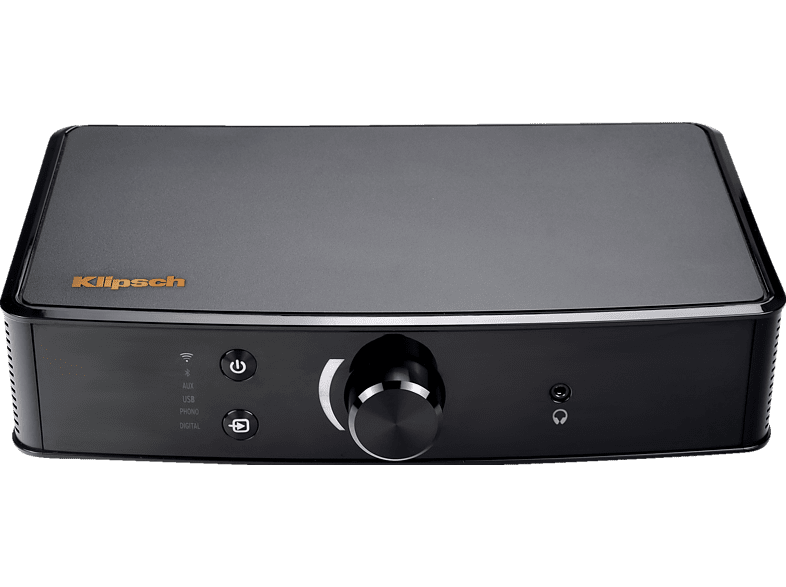 KLIPSCH Powergate, Multi-Room Decoder, Schwarz