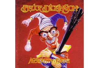 Bruce Dickinson - Accident Of Birth (CD)