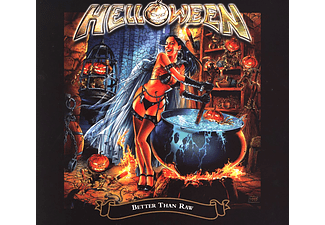 Helloween - Better Than Raw (Expanded Edition) (CD)